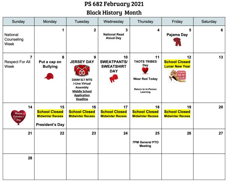 February 2021 Revised